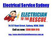 Electrical Service Sydney | Call 1300 884 915