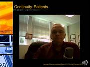 Faculty Development Video 3 Continuity Patients