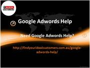 How Google Adwords Can Help