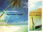 Goa Tour Packages – Mzahidtravel