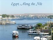 Egypt along the Nile