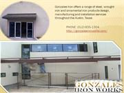 Gonzales Iron Works - Contact Us for Fencing in Austin, TX