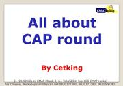 CMAT DTE CAP Rounds Procedure for Admission to MMS 2013 - 2014