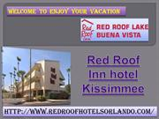 Red Roof Inn hotel Kissimmee