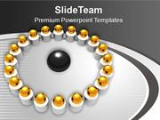 Business Discussion And Leadership PowerPoint Templates PPT Themes And
