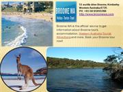 Western Australia Tourist Attractions