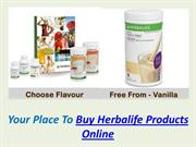 Herbalife Products Price In UK