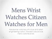 Best Choice Citizen Watches for Men Top 10 Mens Watches Casual