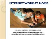 INTERNET WORK AT HOME FOR BELIEVERS