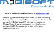Android Application Developer Dallas