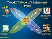 Learner Motivation - G / ARCS Modle of Learner's Motivation