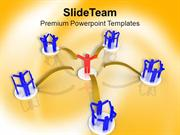 Teamwork Business Concept PowerPoint Templates PPT Themes And Graphics