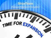 Time For Expansion Concept Globalization PowerPoint Templates PPT Them