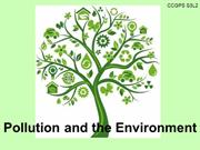 Pollution&TheEnvironment