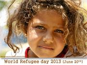 World Refugee Day 2013 (June 20)