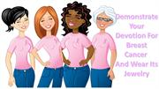 Demonstrate Your Devotion For Breast Cancer And Wear Its Jewelry