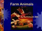 Copy of farm animals