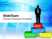 Business Aspects Good Enough or Best PowerPoint Templates PPT Themes A