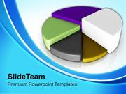 Growth Factors As Pie Chart Business PowerPoint Templates PPT Themes A