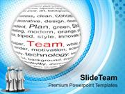 Team Efforts To Reach The Goal PowerPoint Templates PPT Themes And Gra