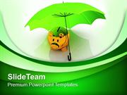 Time To Save Money In Piggy Bank PowerPoint Templates PPT Themes And G