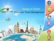 Welcome to Aadya e-Travel-Cheap Air Tickets |  |  Bus | Tour Packages