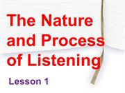 Listening Process and listening bariers Jareleny