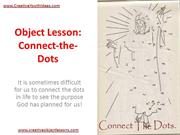 Object Lesson - Connect-the-Dots