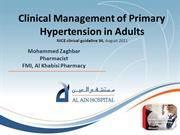 Clinical Management of Primary
