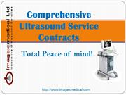 Comprehensive Ultrasound Service Contracts