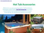 Hot Tub Accessories PPT