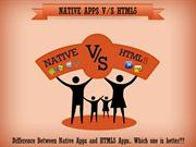 Native Apps VS Web Apps - Which one is Better?