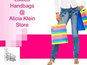 Ladies Handbags @ Alicia Klein Store