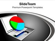 Online Statistical Business PowerPoint Templates PPT Themes And Graphi