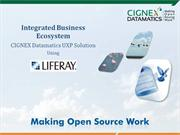 Integrated Business Ecosystem using Liferay