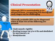 Parkinsons Disease for Pharm D Students - Part II