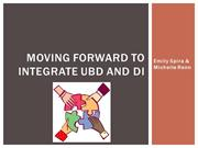 Moving forward to integrate uBd and di-presentation 3