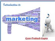 MARKETING (GYAN)
