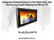 Decor your Home with Mirror TV