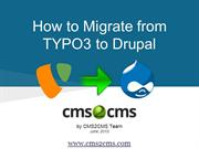 How to Migrate from TYPO3 to Drupal
