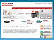 air conditioner heating cooling furnace repair toronto econoair