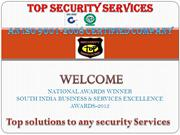 COMPANY PROFILE - TOP SECURITY SERVICES