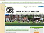 best fitness bootcamp toronto etobicoke bodybusterfitness