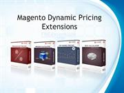 Magento Dynamic Pricing Plugins