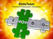 Top 1000 Jigsaw Crossword Puzzle PowerPoint Templates PPT Themes And G