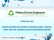 Pump Set - Pump Sets Exporter and Trader in Coimbatore, India