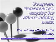 Black Hawk Congress demands CBI enquiry for Uliburu mining scam