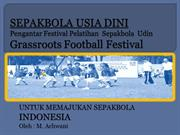GRASSROOTS BOLA UDIN
