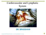 Lecture - Cardio Lymph Audio
