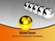 Balancing Balls Teamwork PowerPoint Templates PPT Themes And Graphics